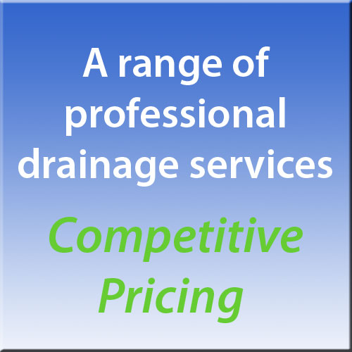 Drainage Services Doncaster badge
